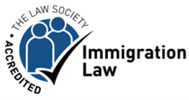The Law Society Immigration Law Logo
